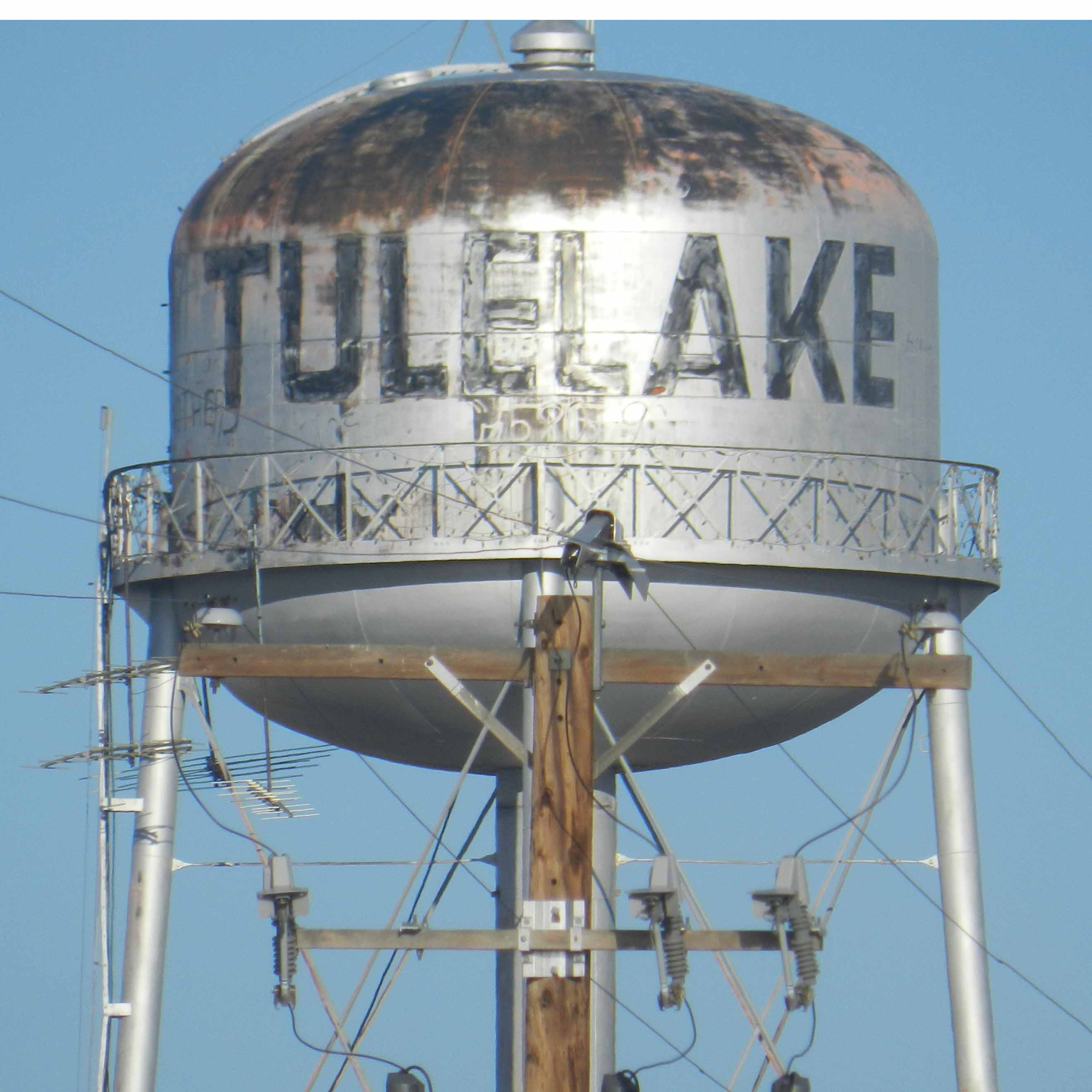 Tulelake Water Tower