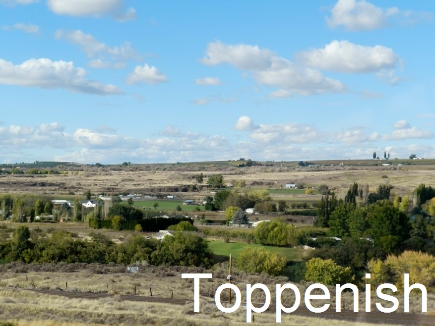 Toppenish/Whiteswan